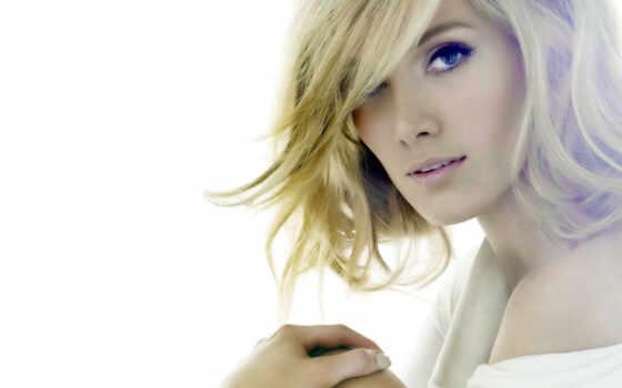 волосы, лицо, singer, blonde, девушка, глаза, уход, гудрем, delta, взгляд, за,