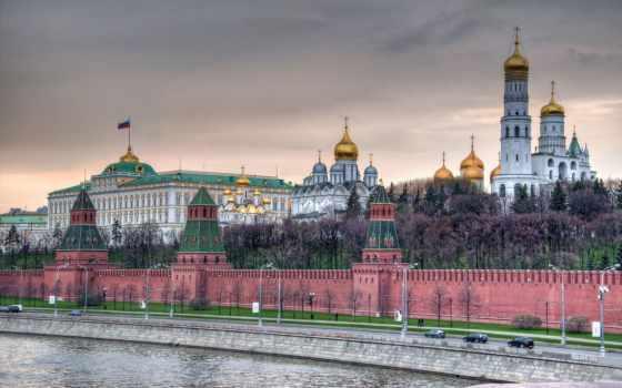 москва, кремль, взгляд