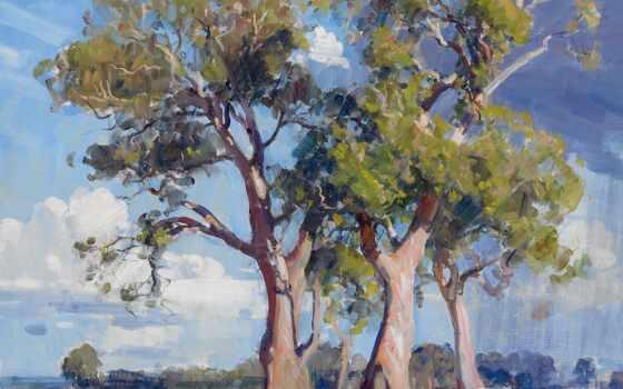 arthur, striton, streeton, плакат, картинка, australian, итог, animal, garden, podbora