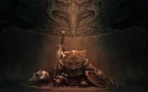 skyrim, elder, scrolls, кот, июнь, нояб,