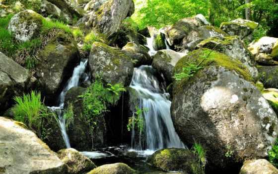 страница, rylik, водопады