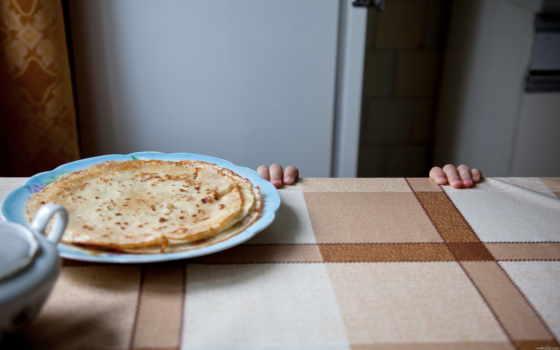 pancakes, столик, отпечатки, еда, stuff,