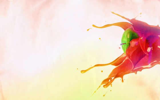 splash, минимализм, краски, графика, коллекция, уже, загружено, лучшая,