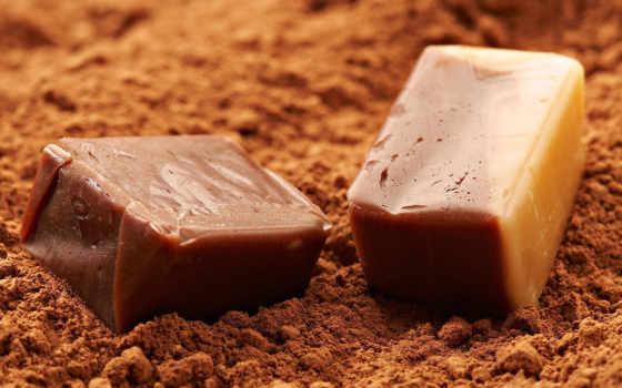 какао, конфетки