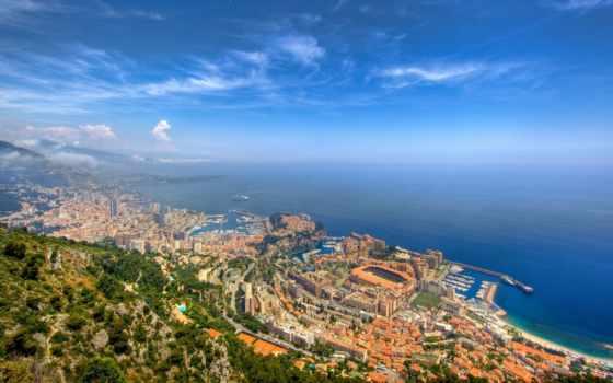 монако, город