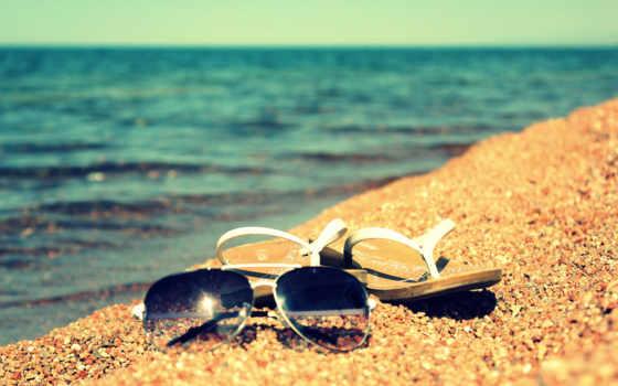 summer, sun, песок