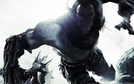 игры, игр, darksiders Фон № 111164 разрешение 2560x1440