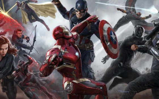 captain, civil, war, america, initial, avenger, противостояние, которые, когда, регулировать, действия,