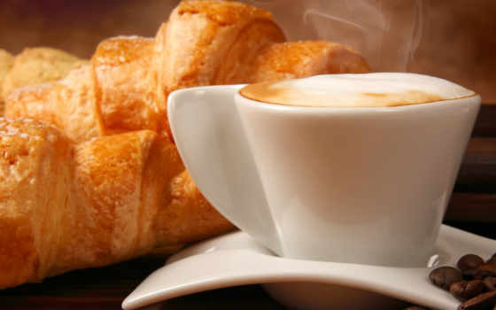 coffee, cappuccino, круассаны, skin, еда, круассаны, fototapety, con, cup, кофейные,