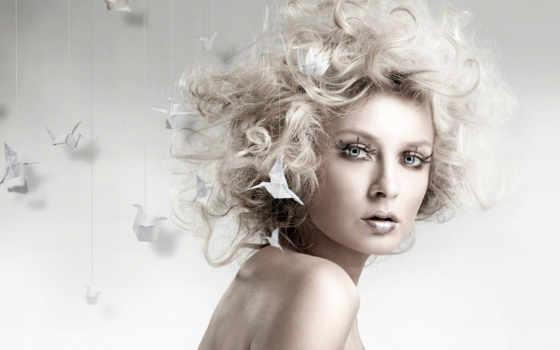 нежная, рамочка, photoshop, девушка, модель, красавица, моделью, стать,