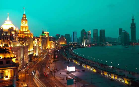shanghai, images, free, китаянка, bund, stock, дороги, река,