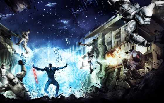 wars, star, force