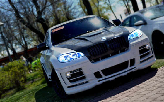 hamann, bmw, car
