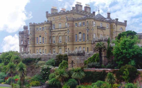 замки, старинные, архитектуры