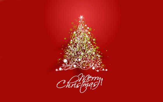 christmas, вектор, merry, card, cards, free, дерево, шаблон, приветствие,