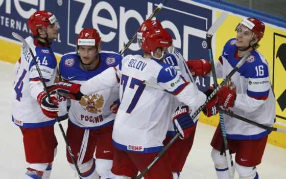 россии, хоккею, хоккеист, путин, поздравил, со, сборную, победой,
