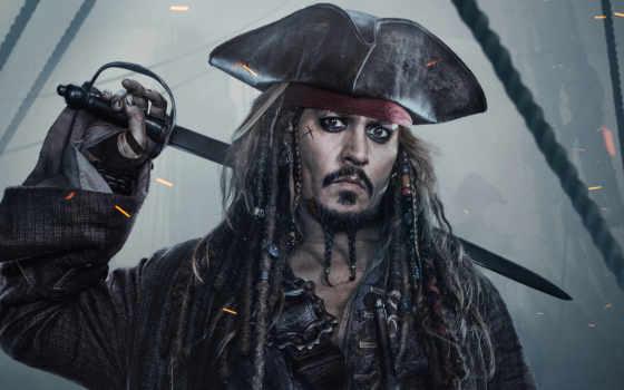 dead, caribbean, jack, байки, men, pirates, воробей, рассказать,