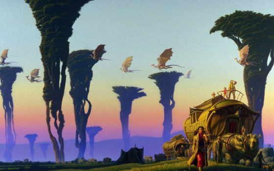 other, миры, fantasy, сниматься, уэлан, michael, zhivotnye, сказочные, фантастики, комментарии,