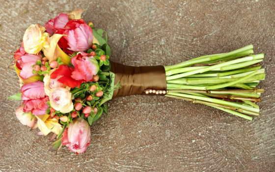 ранункулюс, цветы, букет
