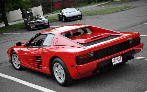 ferrari, машины, testarossa, red, cheat, автомобили, только,