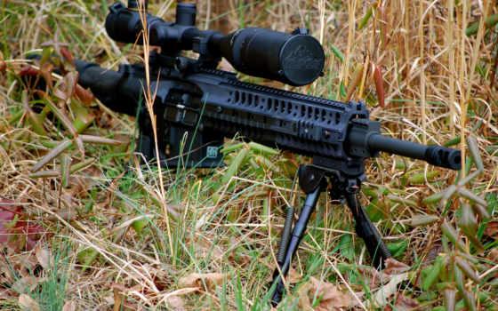 винтовка, автоматическая, картинка