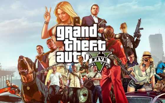 gta, авто, theft, grand, game, rockstar, online