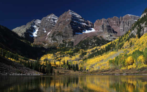горы, colorado, природа