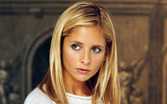 buffy, мишель, sarah, gellar, summers, vampire, pinterest, slayer, hot, об,