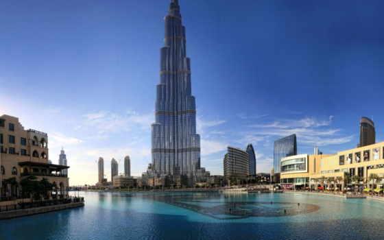 dubai, эмираты, оаэ, арабские, объединенные, города, небоскребы,