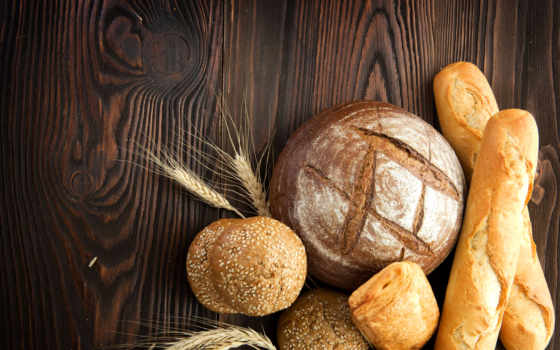 хлеб, выпечка, еда, булка, багеты, булочки, товар,