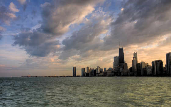 город, города, chicago,
