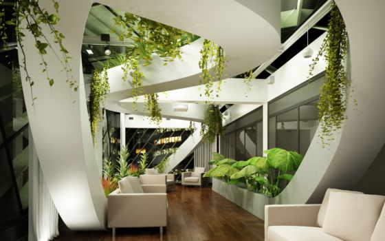 бионика, интерьере, стиль, интерьер, домашнем, inspiration, природы, cтиль,