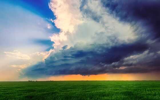 облака, тучи