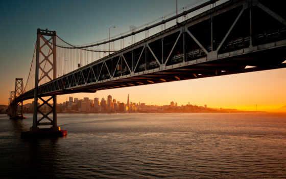 мост, francisco, san Фон № 125747 разрешение 1920x1200