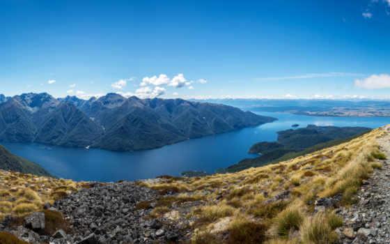 природа, mountains, fondos, zealand, southland, new, escritorio, bbdd,