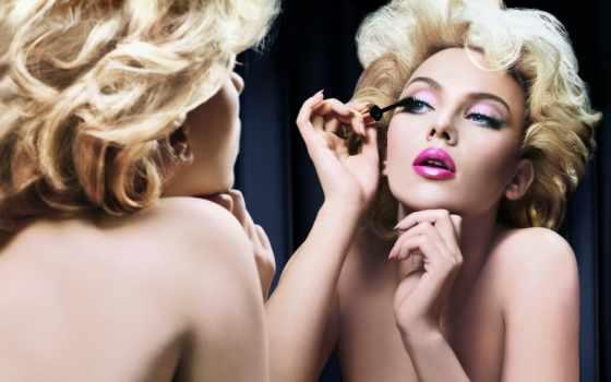 johansson, скарлетт, dolce, gabbana, макияж, one,