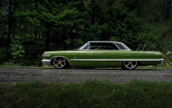 impala, chevrolet