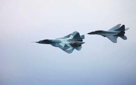 т-50, истрибитель, су-35