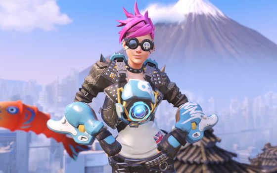 overwatch, skins, blizzard, игры, alternate, best, new, тест, девушка,