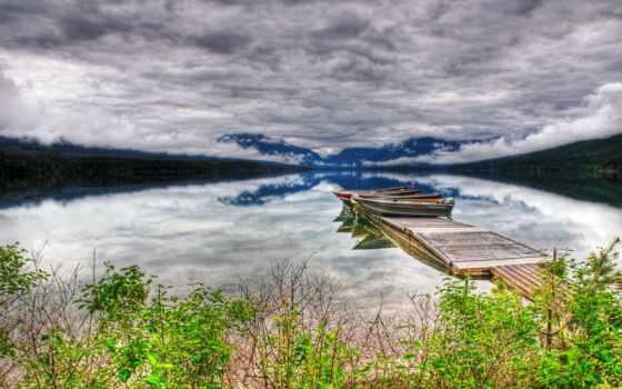 озеро, со, miriadna, природа, photography, rewalls, continental, divide, mcdonald,