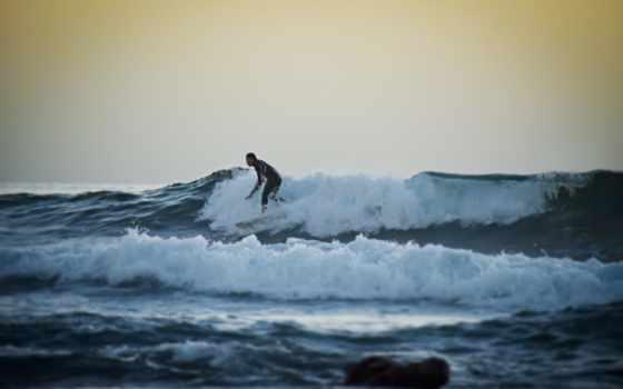 сёрфинг, спорт,