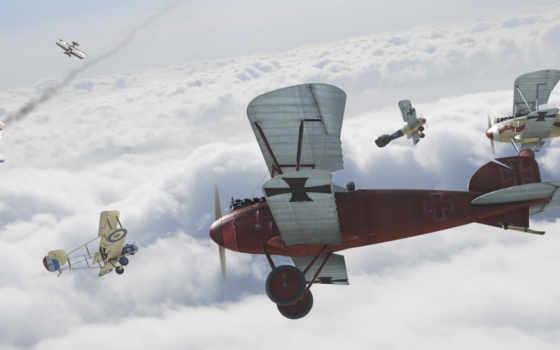 битва, самолет