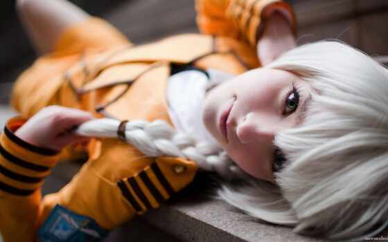 cosplay, full, металл