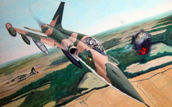 art, нефть, trib, apk, авиация, airplane, живопись, northrop,