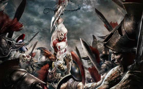 war, god