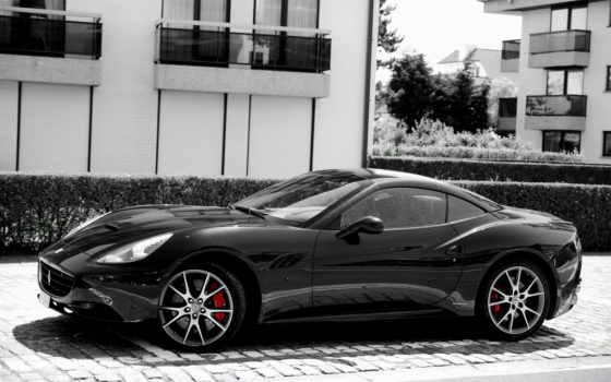 ferrari, california