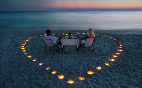 счастье, love, море
