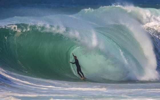 сёрфинг, франция, surf, спорт, hossegor, картинка, волна, ocean, surfer,