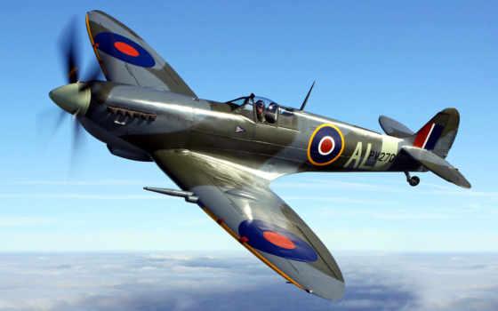 spitfire, supermarine, самолёт, истребитель, fms, vehicles, истребителя, необъяснимые, мм,