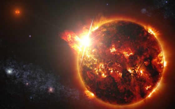 cosmos, star, nasa, спутник, октября, flares, swift, астрономия, sun,
